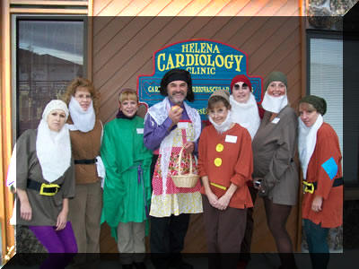 Halloween 2012-Snow White and the Seven Dwarfs